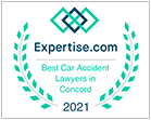 Expertise 2021 Best Car Accident Lawyers in Concord